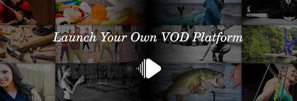 Own-VOD-platform