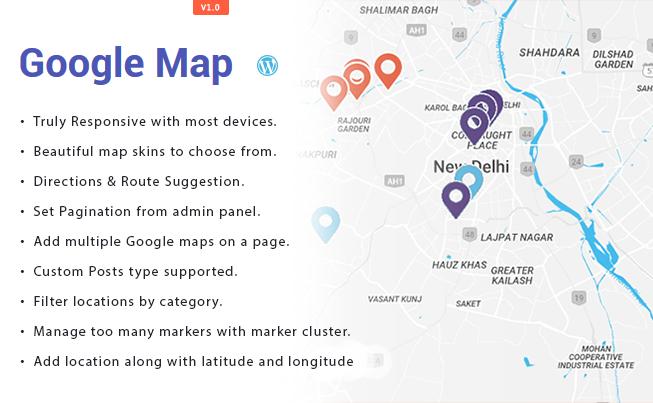 Google-Map-WP-Plugins
