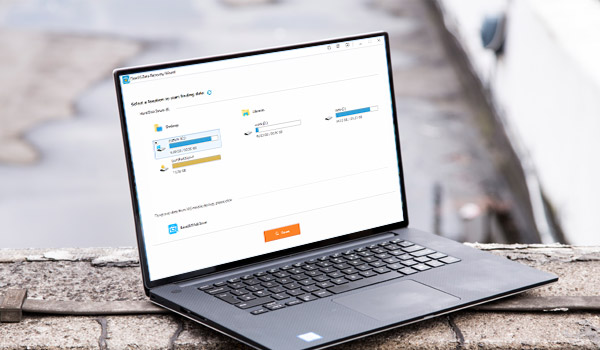 free software for laptop data recovery