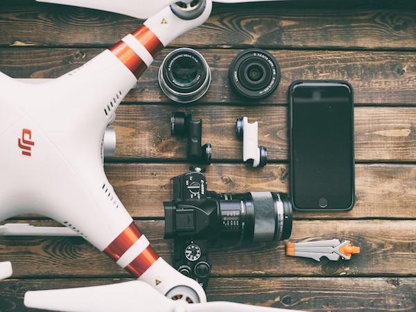 Blogger Drone